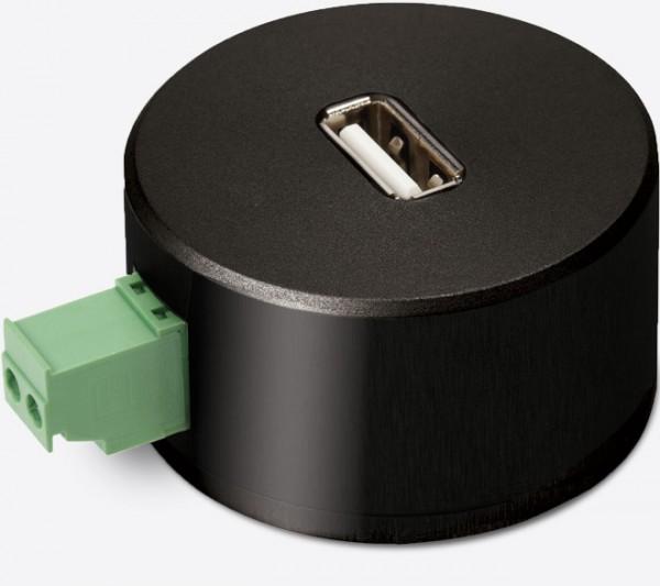 Basalte Puck - 24V auf USB Stromversorgung