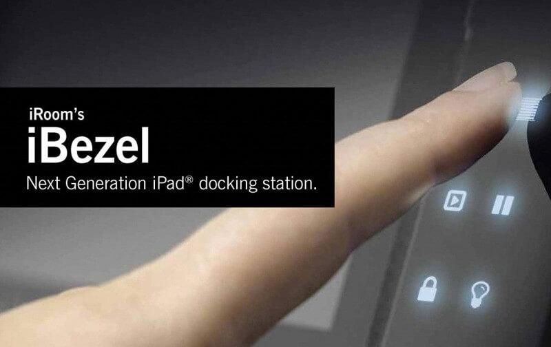 iRoom Tablet iPad Wandhalerung