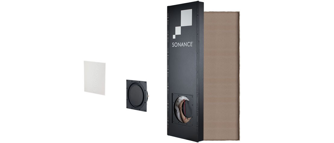 Sonance Reference 12 SUB Enclosure