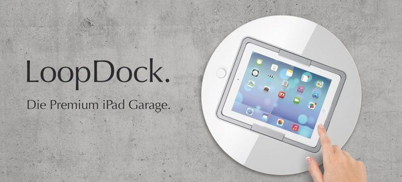 Viveroo Wandhalterung iPad