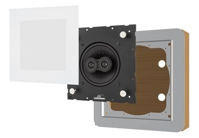 Garvan Einbaulautsprecher SIM12S Single-Stereo