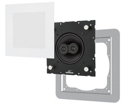 Garvan Einbaulausprecher SIC12S Single-Stereo