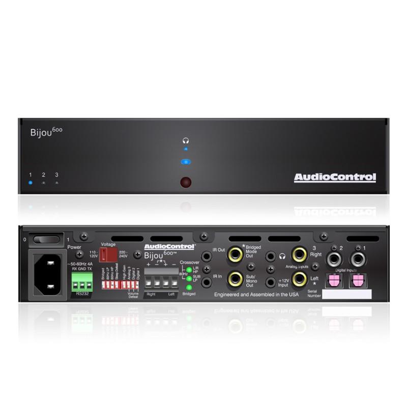 AudioControl 2-Kanal-Verstärker Bijou600