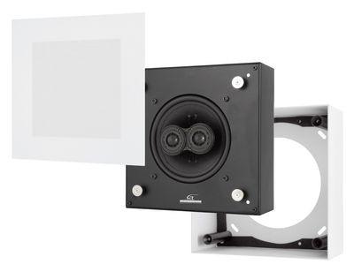 Garvan OnWall Flachlautsprecher SNW12S Single-Stereo