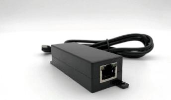 PoE Adapter USB-C für viveroo one-Halterungen mit USB-C Stecker