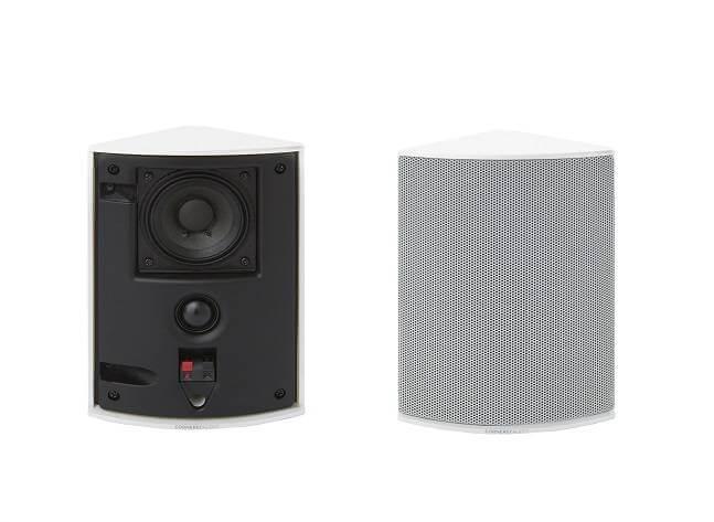 Cornered Audio Ecklautsprecher Ci2 (Set aus 2 Lautsprechern)
