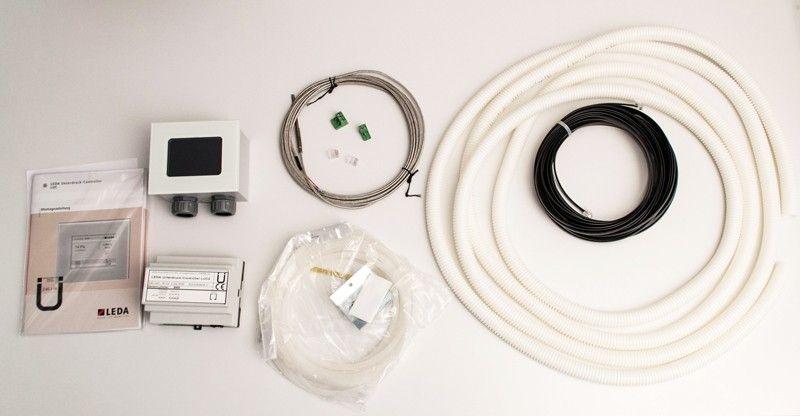 Durchführtülle für Luftschlauch Luftdruckwächter P4
