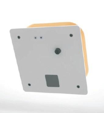 Luftdruckwächter P4 Multi Unterputzklemmkasten