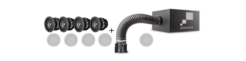 hochwertige subwoofer f r ihr smart home casaio. Black Bedroom Furniture Sets. Home Design Ideas