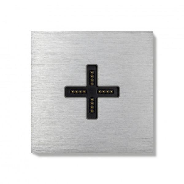 Basalte Eve Plus Wallbase und Cover (24V, USB, PoE)