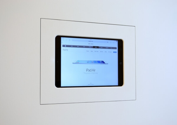 "Wall-Smart für iPad 9,7"" New Construction (Hidden Electric Lock)"