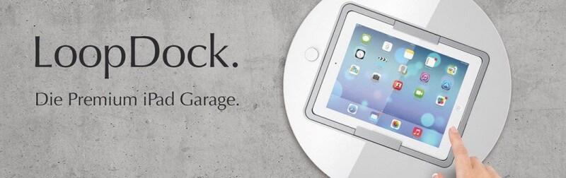 Viveroo iPad Wandhalterung