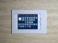 Wall-Smart Retrofit für iPad mini 5 Weiß, mit Audio-Öffnungen