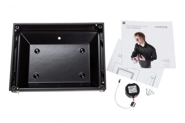 Viveroo MontageSet inwall square