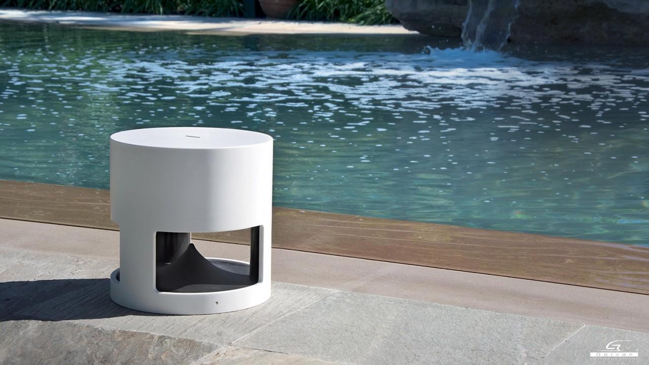 Garvan Outdoor(360°) Lautsprecher SN115