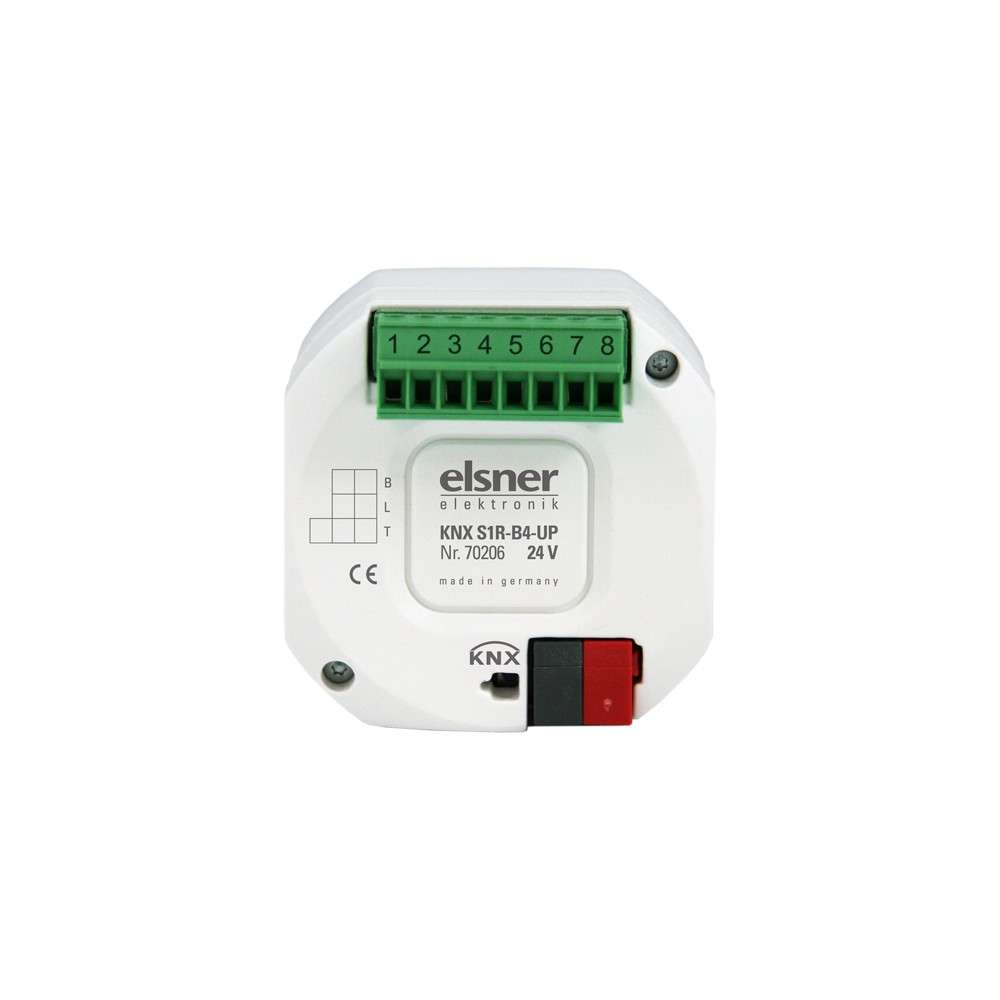 Elsner KNX S1R-UP 230 V KNX-Multifunktions-Aktoren