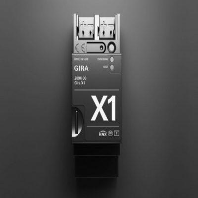 Gruppenlogo von Gira X1-Programmierung