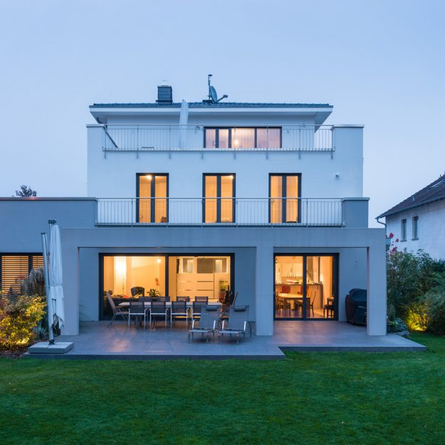 smart home projekte mit knx bussystem casaio. Black Bedroom Furniture Sets. Home Design Ideas