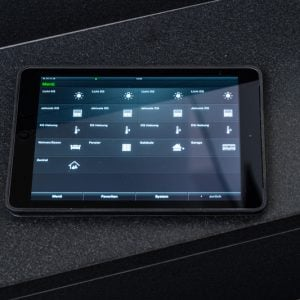 Smart Home Tablet Haussteuerung