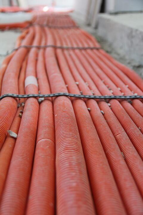 Schon beim Hausbau sollte die nötige Infrastruktur bereitgestellt werden