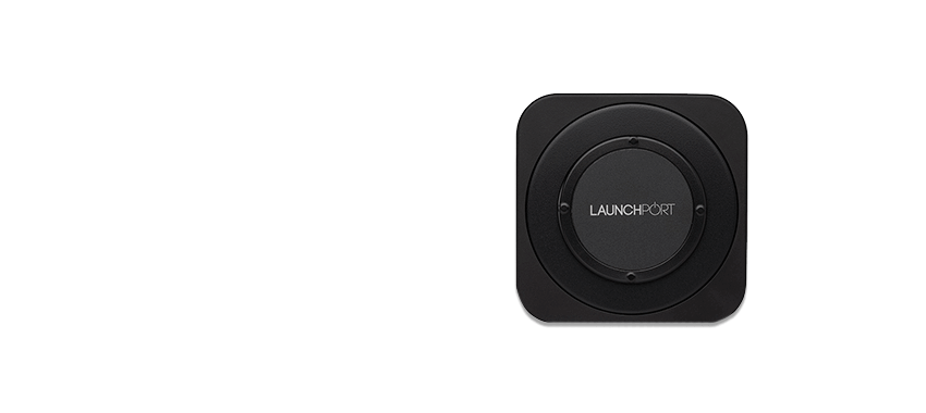 Launchport iPad-Wandstation
