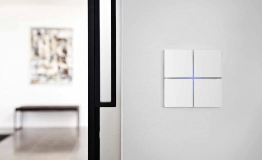 tastsensoren mehr als nur lichtschalter einfache. Black Bedroom Furniture Sets. Home Design Ideas