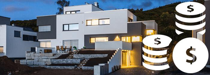 Fabulous Was kostet ein Smart Home Neubau (mit KNX-Bussystem)? | CASAIO HV13