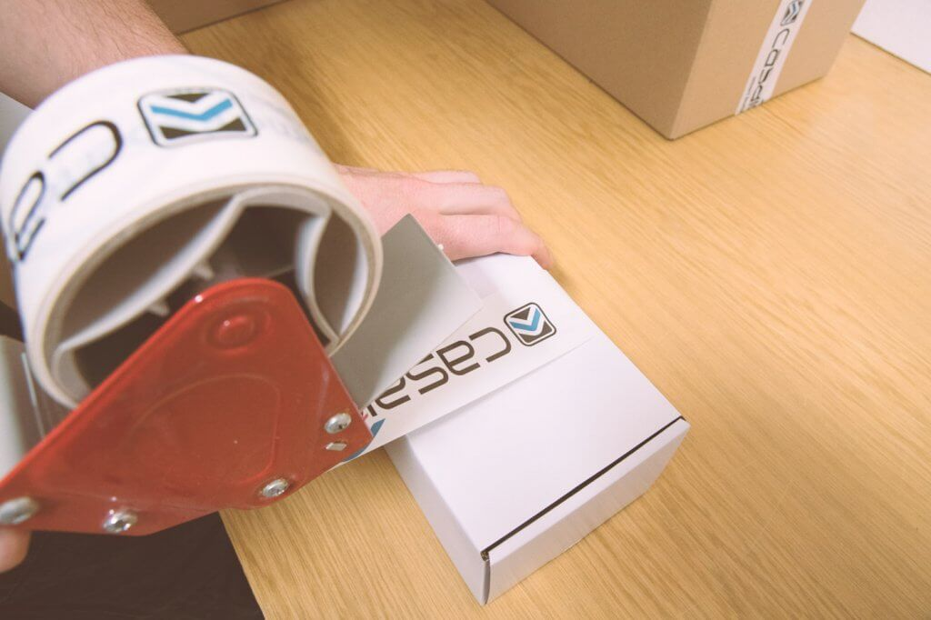 Casaio Online-Shop Paket