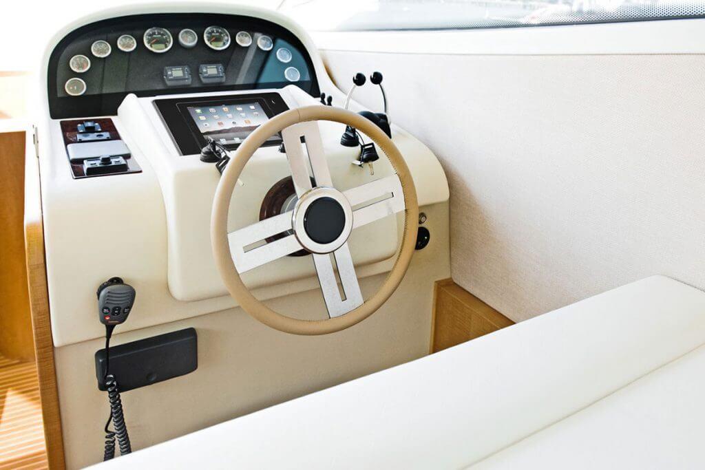 iPad Halterung Yacht
