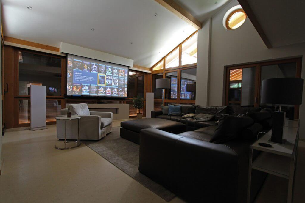 Heimkino Smart Home