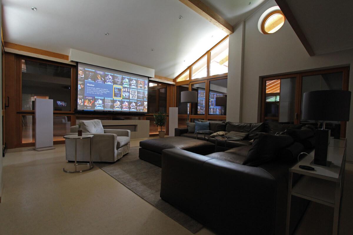 Heimkino Smart Home
