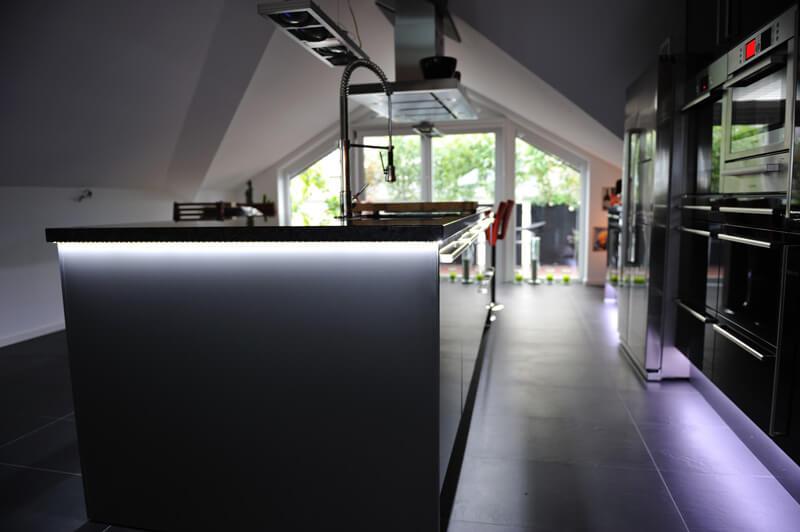 smart home frankfurt penthouse casaio. Black Bedroom Furniture Sets. Home Design Ideas