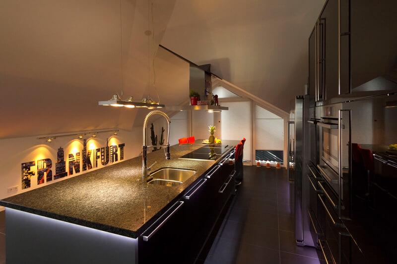 Smart Kitchen Die Intelligente Kuche Im Smart Home Casaio