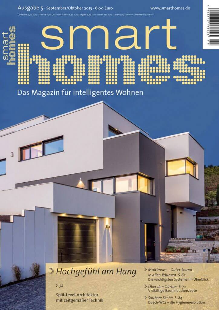 Smart Home Magazin Cover