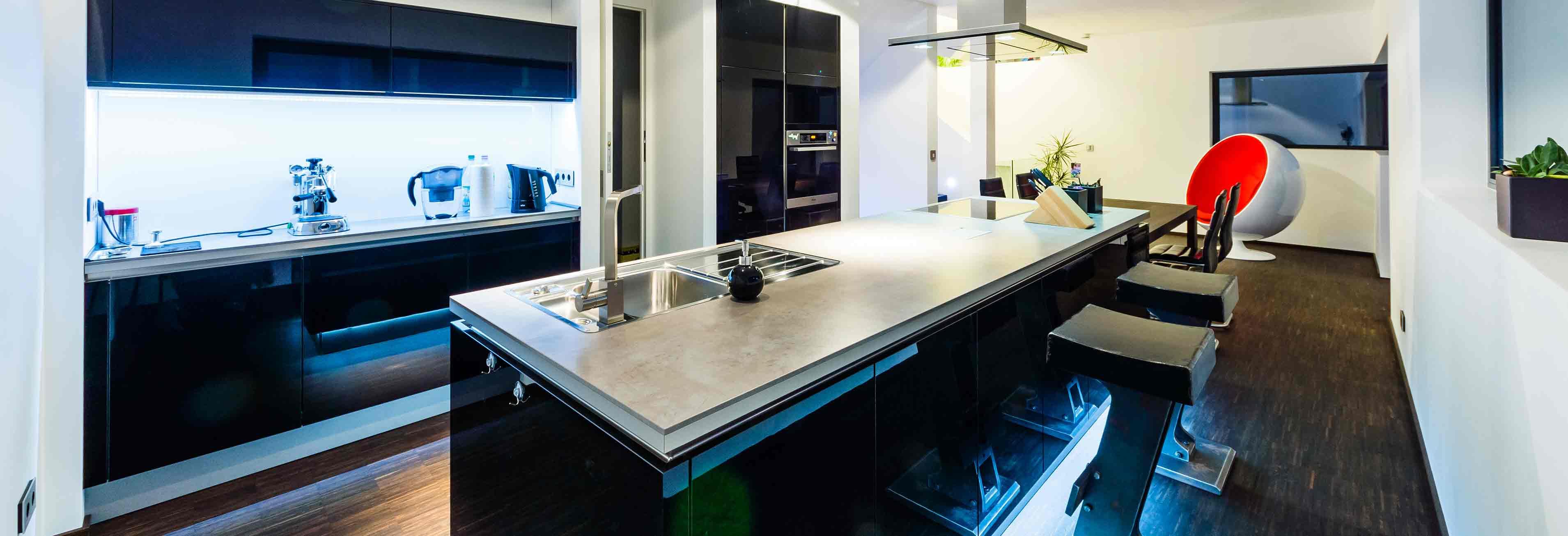 Smart Home Küche