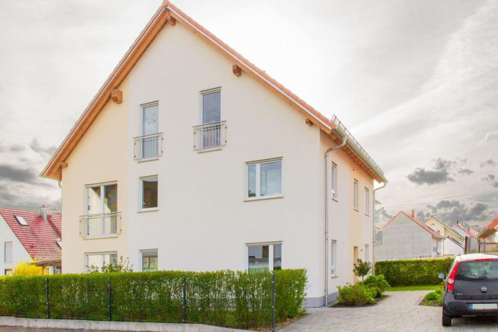 Smart Home von Casaio Ausßenansicht