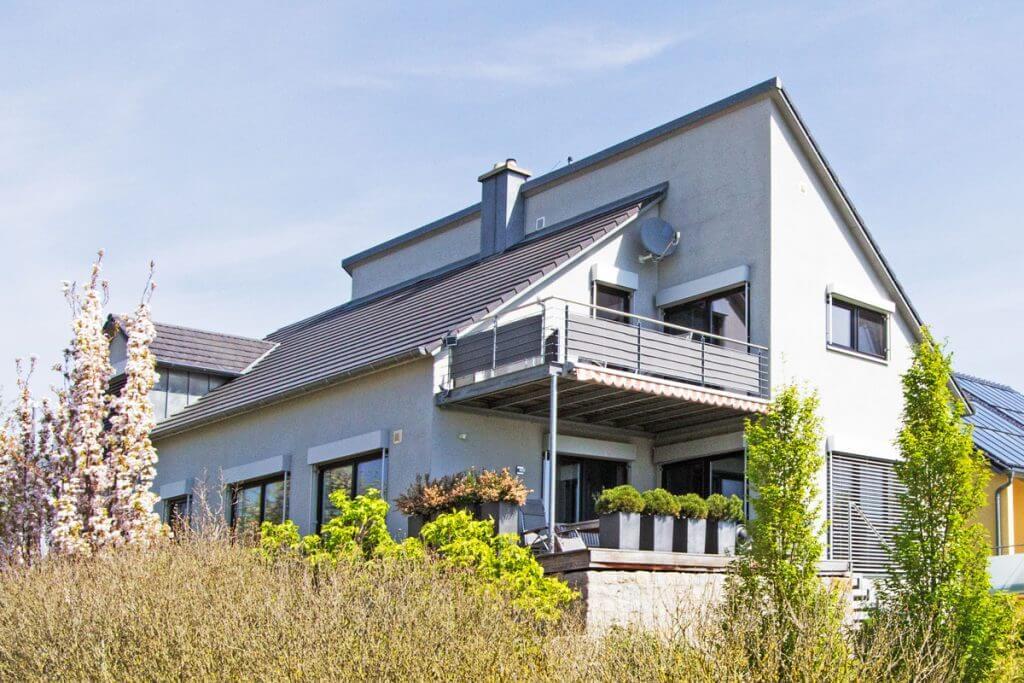 Smart Home in Würzburg Balkon und Terrasse