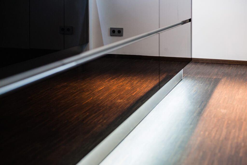 Küchenbeleuchtung im Smart Home