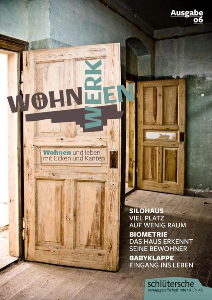 Cover WohnWerken Ausgabe 06